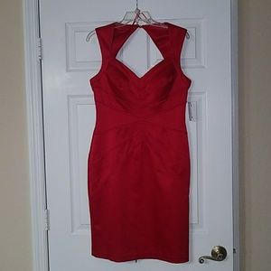 Brand new authentic red Jessica Simpson dress